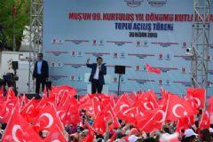 Davutoğlu:Eşkiyalar Meclis'e Giremeyecek