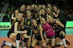 Filenin Şampiyonu Fenerbahçe'yi Yenen Vakıfbank Oldu