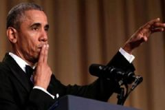 Obama Veda Etti: ' Obama Kaçar'