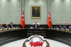 Bakanlar Kurulu Cumhurbaşkanı Erdoğan Başkanlığında Toplanıyor