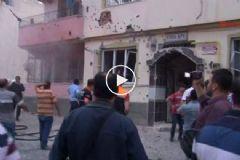 Kilis'e 2 Katyuşa Roketatar Mermisi Düştü: 1 Ölü 2 Yaralı