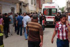 Kilis'e 2 Roketatar Mermisi Düştü: 1 Yaralı
