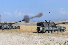 TSK: 6 IŞİD'li Etkisiz Hale Getirildi
