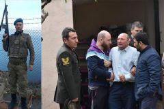Bitlis'te Vatani Görevini Yapan Er Kaza Kurşunuyla Şehit Oldu
