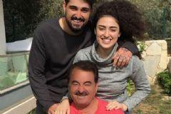 İbrahim Tatlıses Kızı Dilan Çıtak'la Fotoğrafını Paylaştı