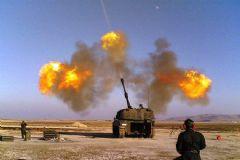 Fırtına Obüsleri IŞİD Mevzilerini Ateş Altına Aldı