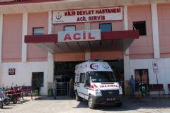 Kilis'te Yaralanan Çocuk Hayatını Kaybetti