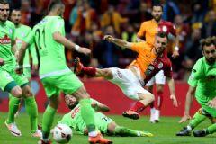 Galatasaray Kupada İlk Finalist Olmayı Başardı