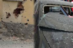 Kilis'e 3 Roketatar Mermisi Düştü: 1'i Polis 2 Yaralı