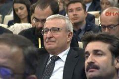 Başbakan Davutoğlu Konuşurken Gözyaşlarını Tutamadı