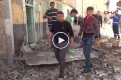 Kilis'e Yine Roketatar Mermisi Düştü: 1 Ölü 7 Yaralı