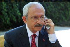 Kılıçdaroğlu Başbakan Davutoğlu'nu Aradı