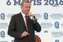 Erdoğan: Başkanlık Sistemini Biran Önce Milletimizin Onayına Sunmak Gerekiyor