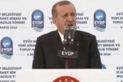 Cumhurbaşkanı Erdoğan Davutoğlu'na Teşekkür Etti