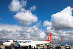Davutoğlu Özel Uçak 'ANA' Yerine THY Uçağı İle Gitti