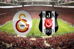 Galatasaray - Beşiktaş Derbisinin Muhtemel İlk 11'i