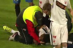 Dinamo Bükreş Oyuncusu Patrick Egeng Sahada Öldü