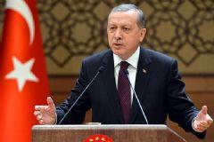 Erdoğan: AB Terörle Mücadele Konusunda Daha Kararlı Bir Tutum Sergilemeli