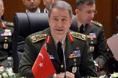 Akar: 1300 DEAŞ Mensubu Terörist Etkisiz Hale Getirildi
