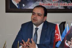Akşener'i Destekleyen Bergama MHP İlçe Başkanı İstifa Etti
