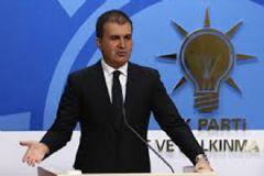 Ömer Çelik: Hiç Kimse AK Parti Adına Konuşamaz
