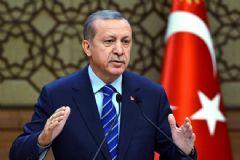 Erdoğan O Törene Katılamayacak!