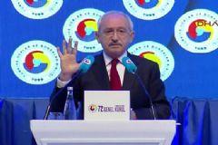 Kılıçdaroğlu'nun Sözlerine İlişkin Soruşturma Başlatıldı