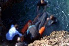 Avcılar Sahili'nde Kadın Cesedi Bulundu