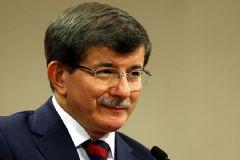 Başbakan Davutoğlu Helallik İstedi