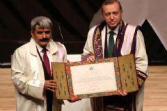 Erdoğan: Bazı Üniversiteler Bölücü Terör Örgütü Kampına Dönüşmüş Durumda