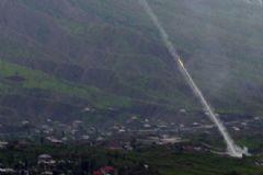 Hakkari'de Operasyon! Taciz Ateşine Obüslerle Karşılık Veriliyor