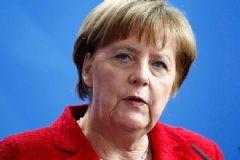 Merkel İstanbul'a Geliyor