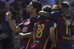 İspanya'da Şampiyon Barcelona !