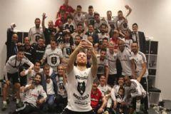 Beşiktaş'tan Şampiyonluk Selfiesi