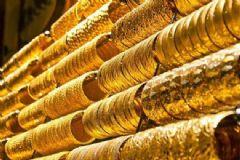 Altın Tarihi Zirveyi Gördü
