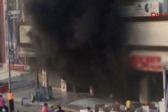 İstanbul Ümraniye'de Yangın