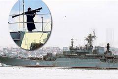 PKK'nın Kullandığı Füze Rus Gemisinde Görülen Füze Mi?