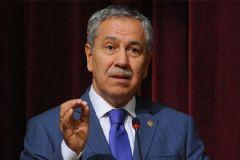 Arınç'ın Ankara'da Katılacağı Toplantı İptal Edildi