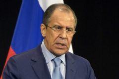 Lavrov: 'Ankara Suriye'deki Teröristleri Desteklemediğini BM'ye Kanıtlasın'