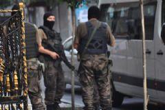 Gaziantep'te IŞİD Operasyonu: 35 Gözaltı