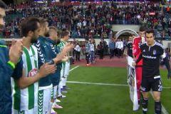 Şampiyon Beşiktaş Sezonu Yenilgiyle Kapattı