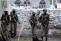 Tatvan'da Çatışma! 2 Asker Yaralandı