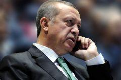 Erdoğan Obama İle Telefon Görüşmesi Gerçekleştirdi
