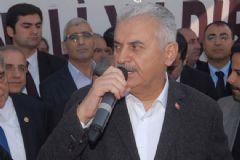 Yıldırım: Terör Belası Türkiye'nin Gündeminden Mutlaka Çıkacaktır