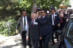 Şehit Cenazesinde Kılıçdaroğlu'na Yumurtalı Protesto