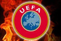UEFA Fenerbahçe ve Trabzonspor'a Ceza Yağdırdı