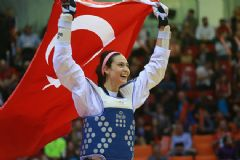 Milli Tekvandocu İrem Yaman Avrupa Şampiyonu!