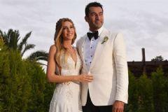 Kenan İmirzalıoğlu Sinem Kobal Çifti Balayından Döndü