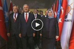 AK Parti 2. Olağanüstü Kongresi Başladı