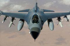 Koalisyon Uçakları IŞİD Mevzilerini Vurdu